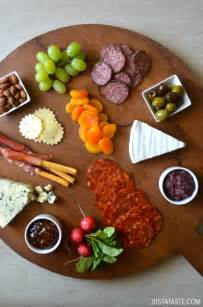 just a taste the art of the charcuterie plate