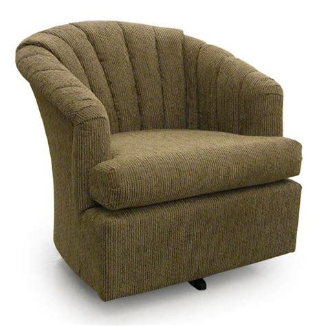 Best Home Furnishings Chairs Swivel Barrel Elaine Swivel Barrel Chairs That Swivel