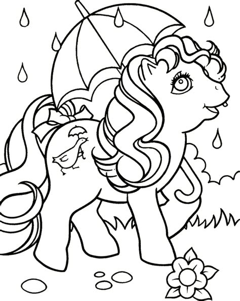 Coloring Page My Little Pony Coloring Pages 10 Coloring Page My Pony