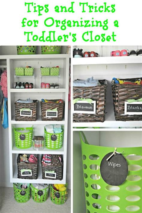5 easy tricks for a super organized closet 17 best ideas about toddler closet organization on