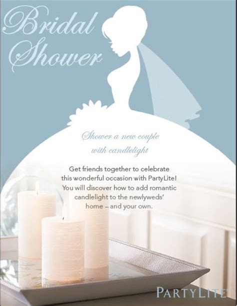 Host A Bridal Shower by Host Your Bridal Shower With Partylite And Earn All Your Decorations For Your Wedding Partylite