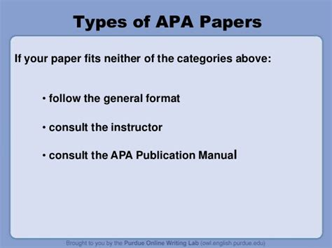 Literature Reviews Contain Two Types Of Data by Apa Slideshow