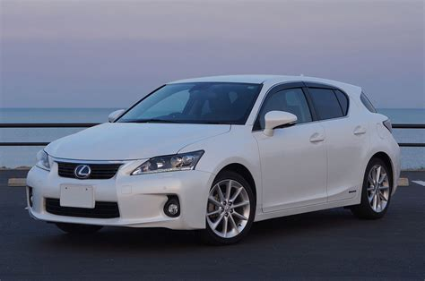 first lexus made lexus ct wikipedia