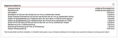 ikano bank bezahlkarte ikano bank ikea card 16 187 was wird angeboten