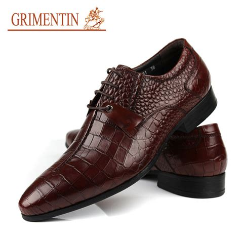 best shoes for flat mens aliexpress buy 2016 brand mens oxford dress shoes