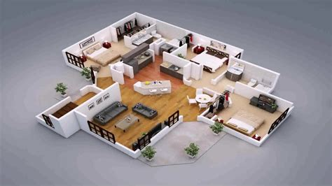 free 3d floor plans convert pdf floor plan to 3d free youtube