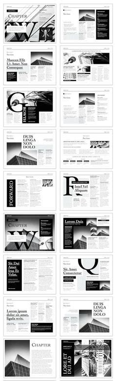 newspaper layout template for mac 42 excellent exles of magazine layout design for your