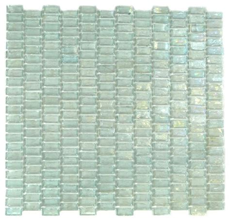 blue recycled glass mosaic tile 3 4 quot x5 4 quot kitchen bathroom