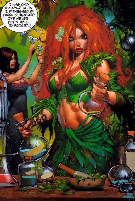 poison ivy  tragedy dc  fandom powered  wikia