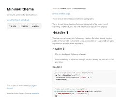 jekyll themes for github pages orderedlist 224 free open source static website jekyll