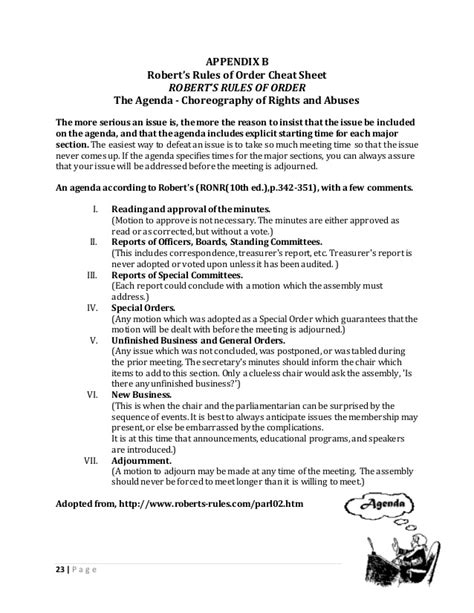 Robert S Rules Meeting Minutes Template Pictures To Pin On Pinterest Pinsdaddy Robert S Of Order Bylaws Template