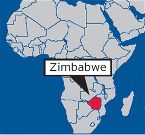 printable map of zimbabwe in africa zimbabwe map