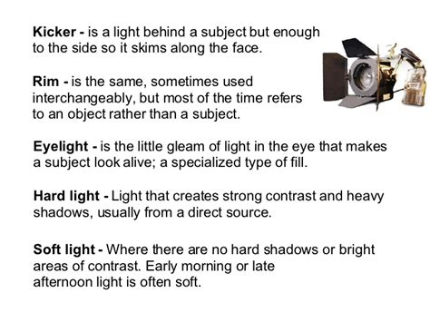 different types of lighting in lighting kinds of lights