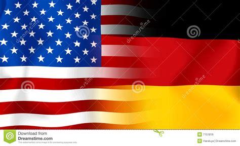 usa german flag stock illustration image of union flag