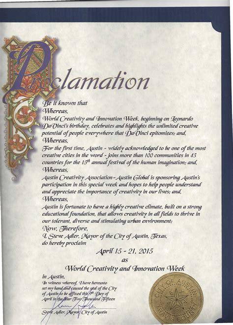 proclamation templates proclamation template www imgkid the image kid has it