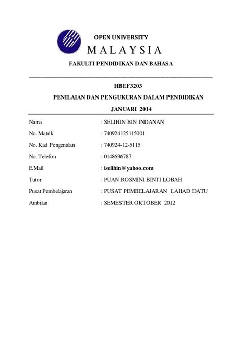 format assignment oum contoh assignment oral communication contoh 36
