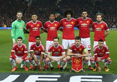 manchester united 2015 2016 team manchester united s top 5 players this season
