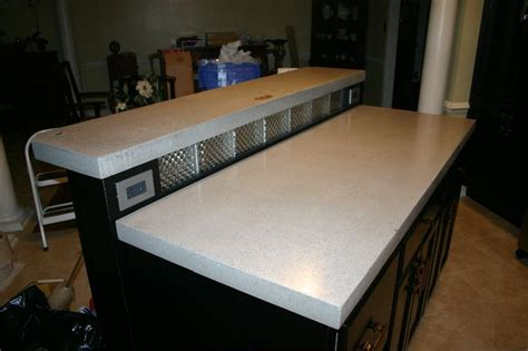 polished concrete countertops decorative concrete of