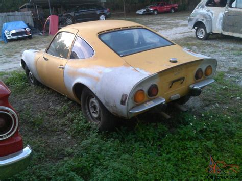 opel rat 1972 opel gt 99 9 rust free arizona car rod rat