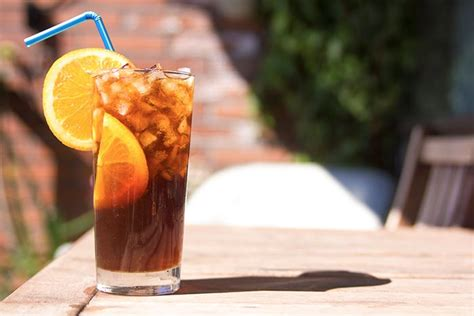Orange Twist Cold Brew Iced Coffee Drink Recipe   What?s Cooking