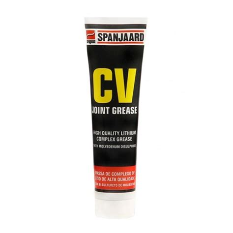 spanjaard cv joint grease cymot