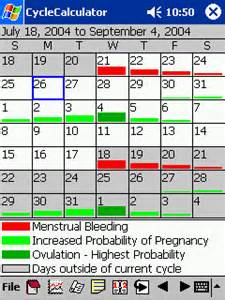 Fertilization Calendar Free Menstrual Cycle Calendar And Due Date Calculator