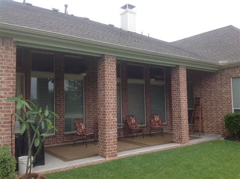 Roll Patio Screens by Manual Roll Up Patio Shades American Sunscreens By
