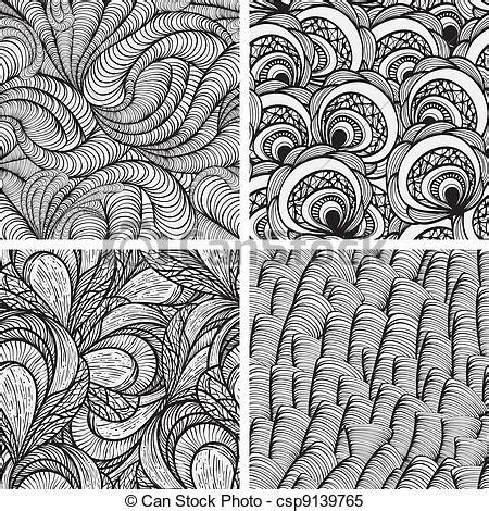 Grafische Bilder by Vecteur Clipart De Quatre Vecteur Seamless Froussard