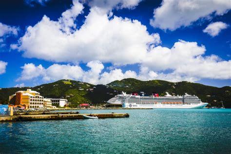 ways  experience tortola  cruise passengers
