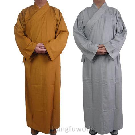 Kung Souvenir Dress Kartika Merah cotton shaolin temple buddhist monk dress meditation robe kung fu suit ebay