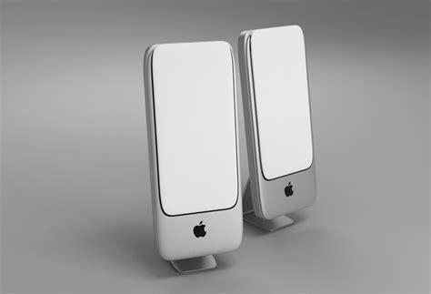 Imice Speakers by Apple Imac Speakers 2009 By Apostol Tnokovski At Coroflot