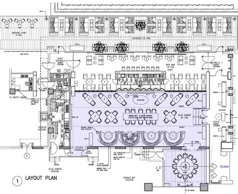 Hotel Kitchen Layout Drawings by Taj Palace Hotel Delhi Blueginger Restaurant