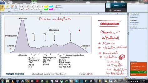 protein electrophoresis serum serum protein electrophoresis