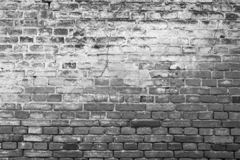 black and white wall brick wall black white 2017 grasscloth wallpaper