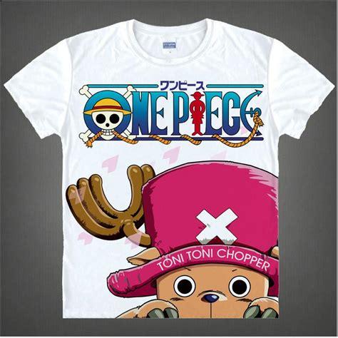 Kaos One Luffy Chooper one 3d printing t shirt free shipping worldwide