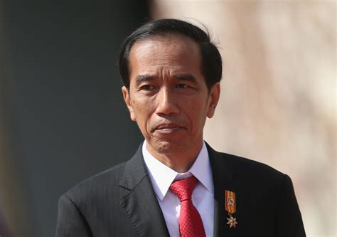 biography of jokowi indonesian president boards warship in message to china time