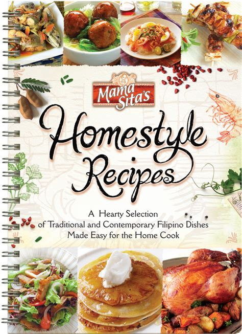 style recipes a complete cookbook of tagalog dish ideas books sita s flavors of the philippine islands middle
