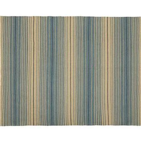 pottery barn striped rug reversible striped indoor outdoor rug blue pottery barn