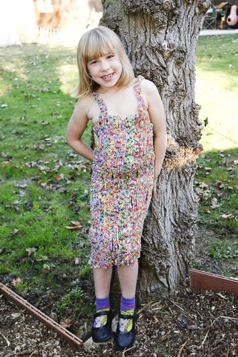dress made from 24k loom bands sells on ebay for 170k dress made from loom bands sold for charity after 163 170k