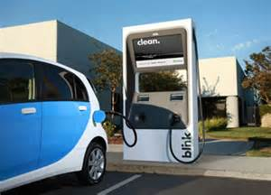 Omsi Electric Vehicle Charging Station Top 10 Ev Ready Cities Greentech Media