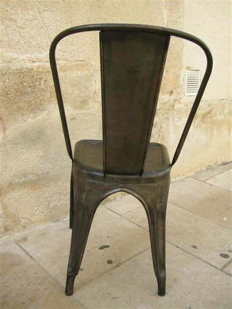 Ancienne Chaise Tolix by Chaise Tolix