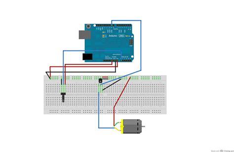 arduino per principianti progetto 9 azionare un motore con un transistor bc547