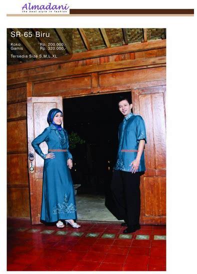 Sarimbit Almadani koleksi busana muslim almadani sarimbit model sekarang