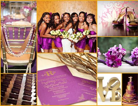 10 amazing purple wedding decorations to admire