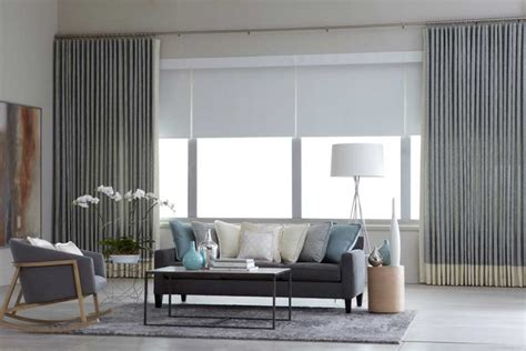 living room shades window coverings using light to create environments in your home budget