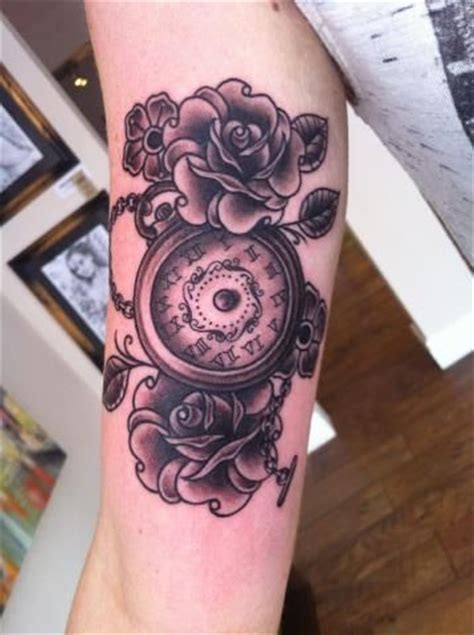 rose and clock tattoo meaning clock tattoos designs ideas and meaning tattoos for you