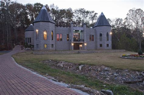 3 Story Townhouse Floor Plans Your Very Own Medieval Castle In Ranger Ga Homes Of The