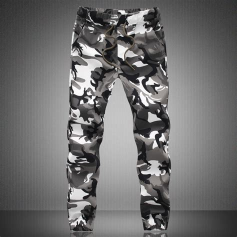 V Marked Casual Top Whitepinkblackgray 26911 autumn army fashion jogger patchwork harem camouflage trousers m 5xl ebay