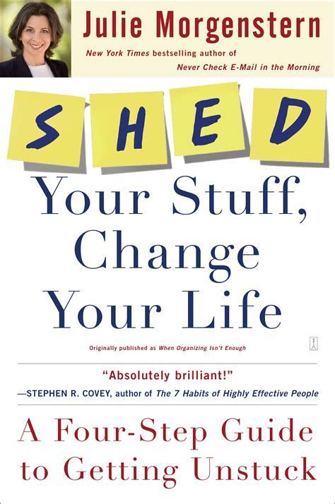 never check e mail in the morning and other unexpected strategies for making your work life work ebook shed your stuff change your life book by julie
