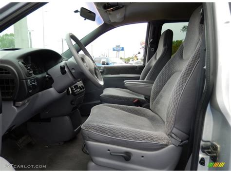 2000 Dodge Caravan Interior by 2000 Dodge Grand Caravan Se Interior Photos Gtcarlot